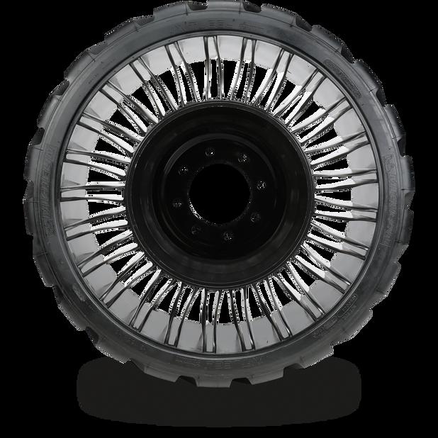 Michelin X Tweel SSL 2 radial tire
